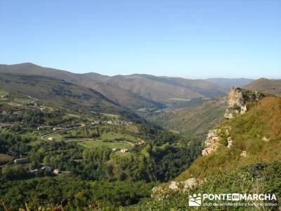 Ruta de senderismo --- Parque Natural Saja-Besaya; senderos españa; guia de senderismo